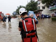 8批逾50万件救灾物资到了 | 壹哪个平台有易胜博紧急响应河南洪灾行动播报004